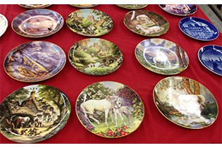 Dishes Porcelains